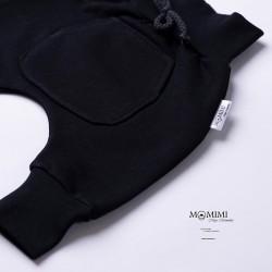 Tepláčky černé