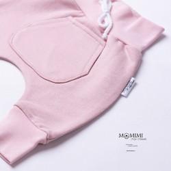 Tepláčky perlově růžové