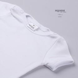 Body krátký rukáv bílé